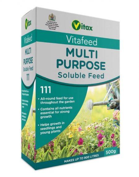 Vitax Multipurpose Vitafeed 111 500g box