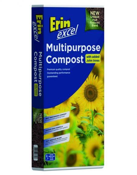 Erin Excel MultiPurpose with added John Innes 50 litres pack