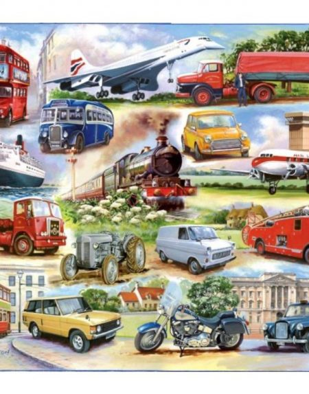 House of Puzzles Golden Oldies Jigsaw
