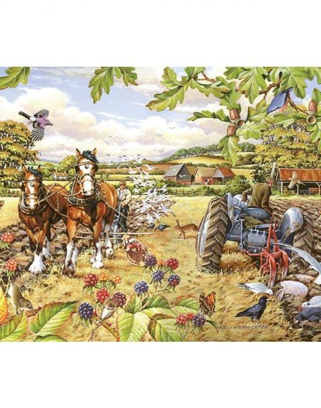 House of Puzzles Sign of the Times Jigsaw