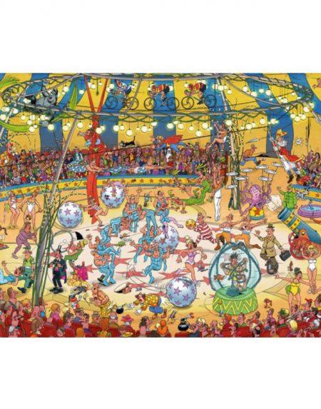 Jan van Haasteren Acrobat Circus Jigsaw