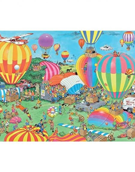 Jan van Haasteren The Balloon Festival Jigsaw