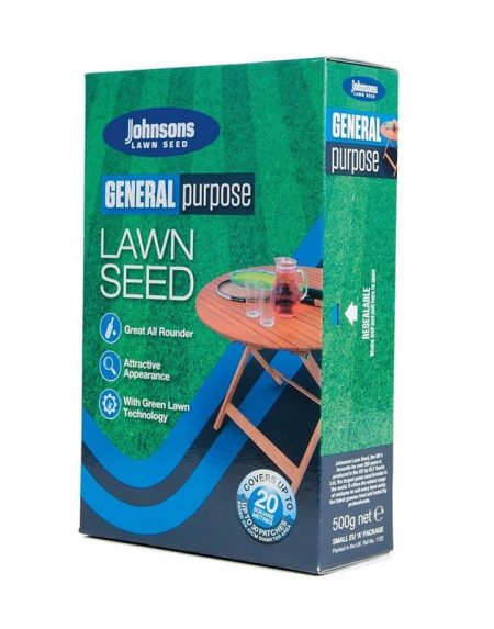 Johnsons General Lawn Seed