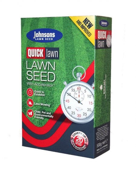 Johnsons Quick Lawn