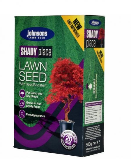 Johnsons Shady Lawn Seed