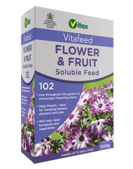 Vitax Flower and Fruit Vitafeed 102 500g