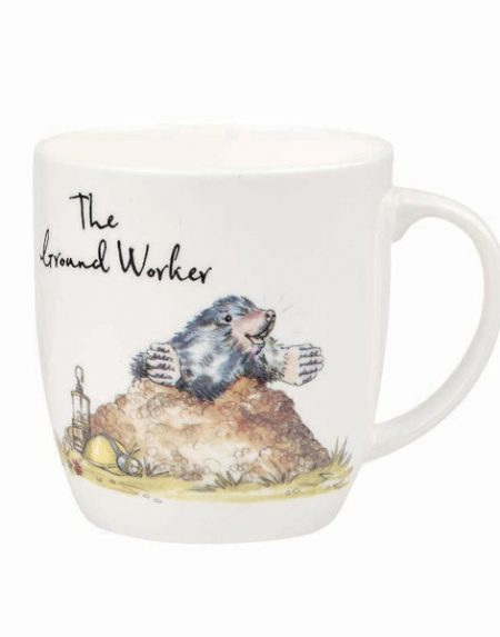 Churchill Country Pursuits The Ground Worker Mug