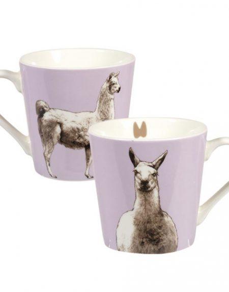 Churchill The Kingdom Llama Bumble Mug