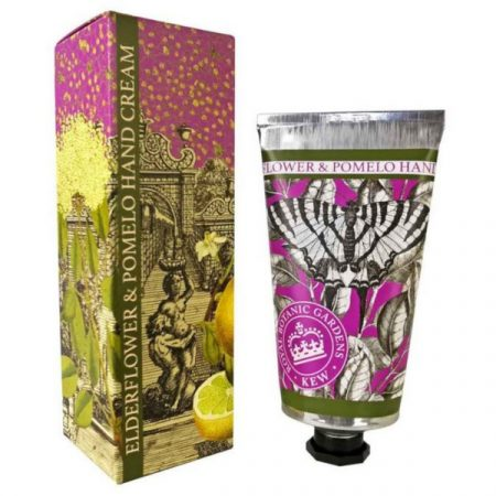 Kew Gardens Elderflower Pomelo hand cream
