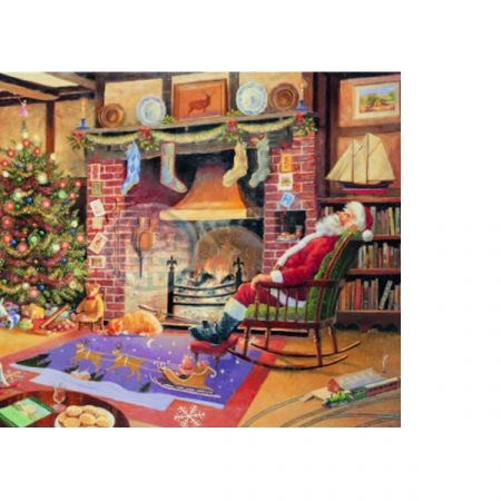 House of Puzzles Christmas Collectors Edition No.1 - Caught Napping