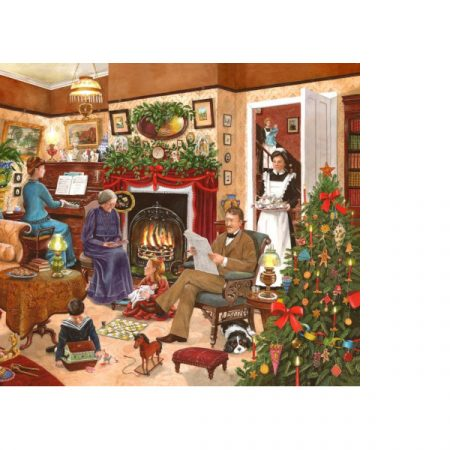 House of Puzzles Christmas Collectors Edition No.12 - Christmas Past