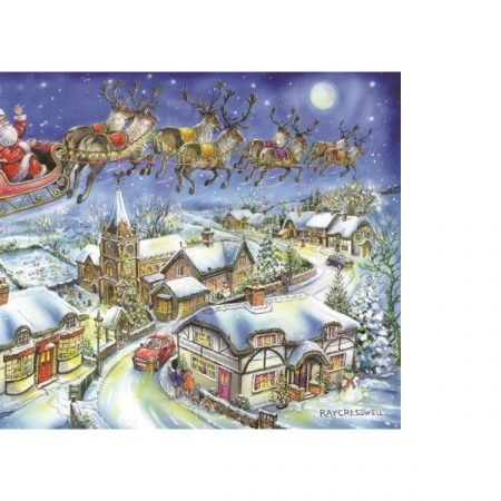 House of Puzzles Christmas Collectors Edition No.13 - Christmas Eve