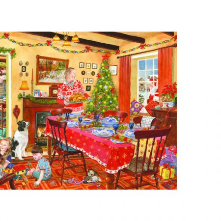 House of Puzzles Christmas Collectors Edition No.8 - Unexpected Guest