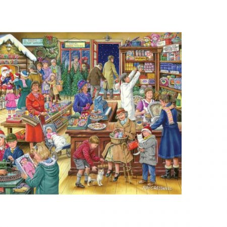 House of Puzzles Christmas Collectors Edition No.9 - Christmas Treats