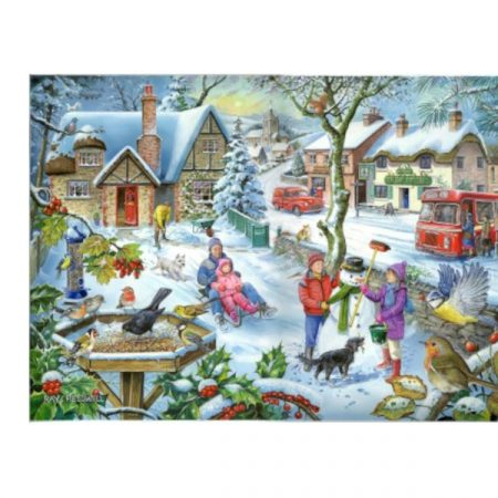 House-of-Puzzles-Find-The-Difference-Collection-No.3-In-The-Snow