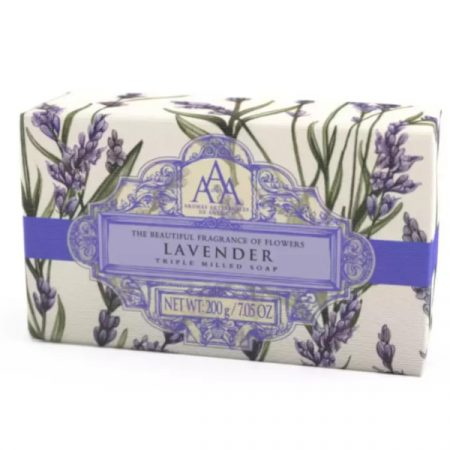 AAA Floral Lavender Soap Bar