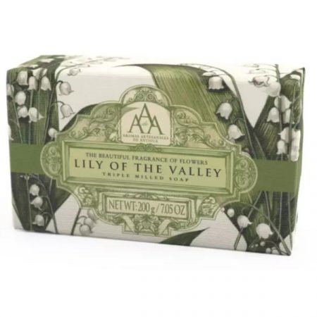 AAA Floral Lily of the Valley Soap Bar