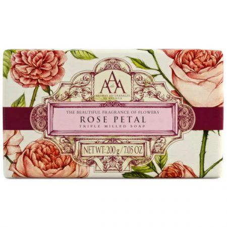 AAA Floral Rose Petal Soap Bar