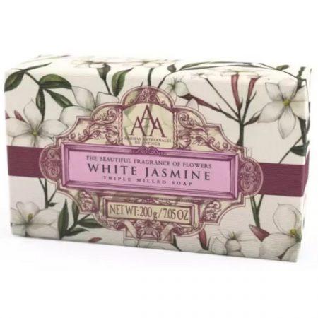 AAA Floral White Jasmine Soap
