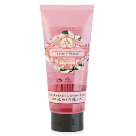 AAA Peony Plum Bath & Shower Gel