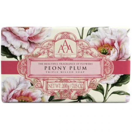 AAA Peony Plum Soap Bar