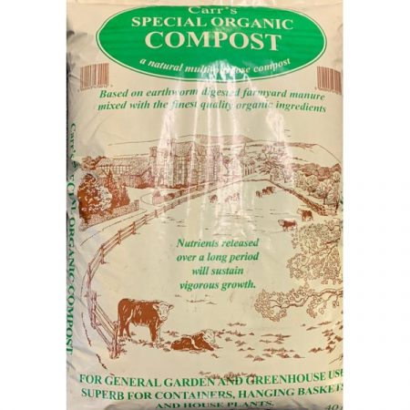 Carr's Special Organic Compost