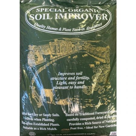 Carr's Special Organic Soil improver