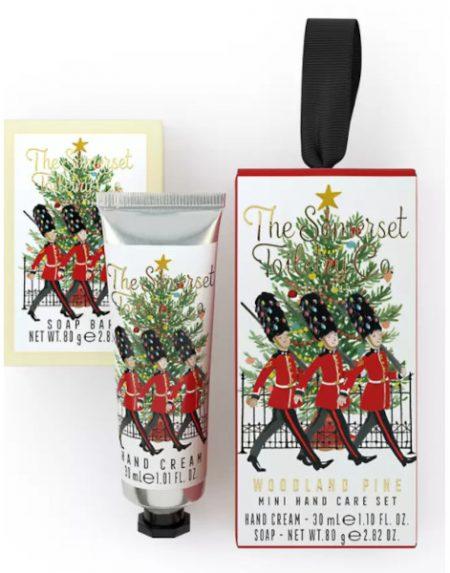 Christmas hand care set Woodland Pine