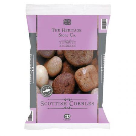 Deco-pak Scottish Cobbles 50-75 mm