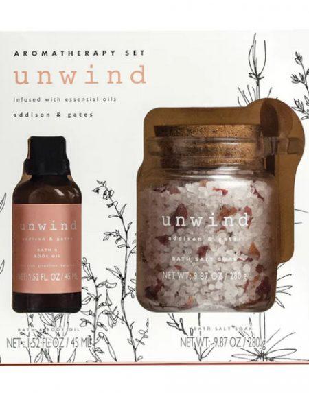 Grapefruit, clary sage & bergamot aromatherapy set