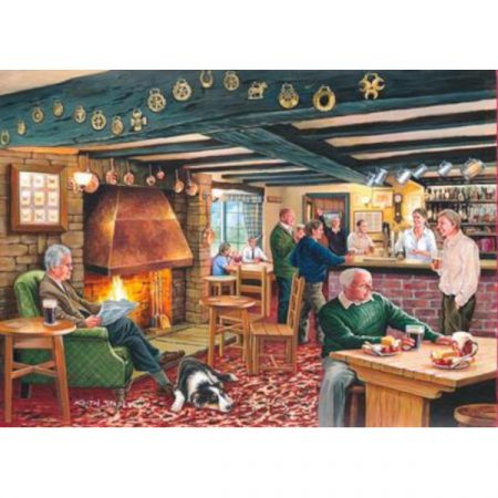 House of Puzzles The Avon Collection Mine's A Pint