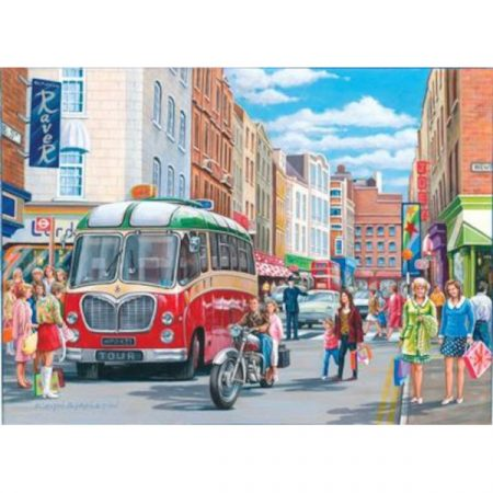 House of Puzzles The Avon Collection Saturday Shopping