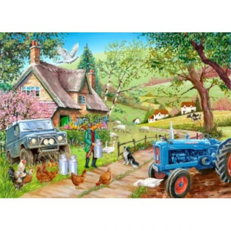 House of Puzzles The Lynvale Collection Farm Fresh