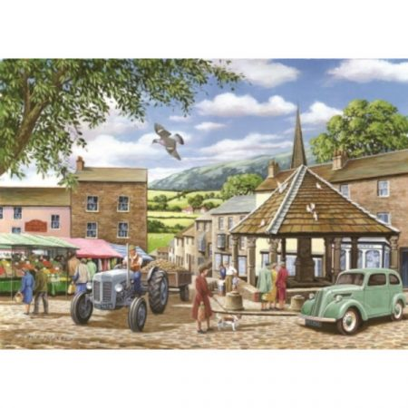 House of Puzzles The Lynvale Collection Market Town