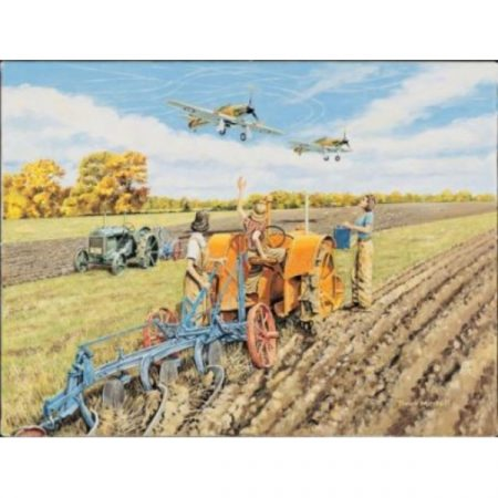 JHG Ploughing For Britain 500 piece jigsaw puzzle
