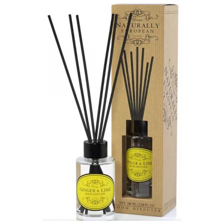 Naturally European Ginger & Lime Room Diffuser