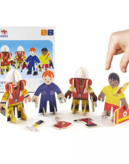 Playpress RNLI People Character Set