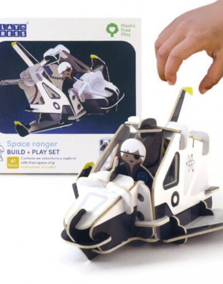 Playpress Space Ranger Playset