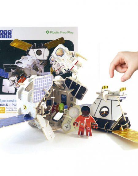 Playpress Spacestation Playset
