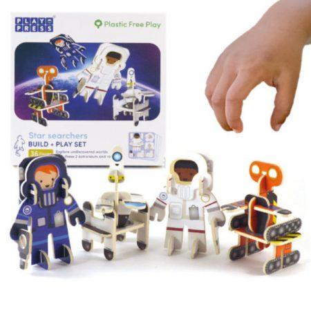 Playpress Star Searchers Character Set