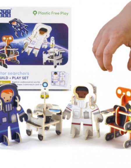 Playpress Star Searchers Character Set