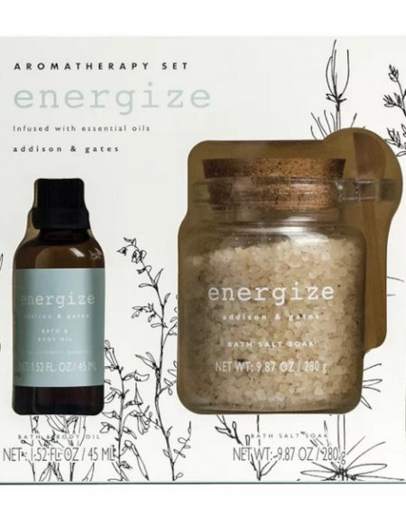 Tea Tree, Peppermint & Eucalyptus aromatherapy set