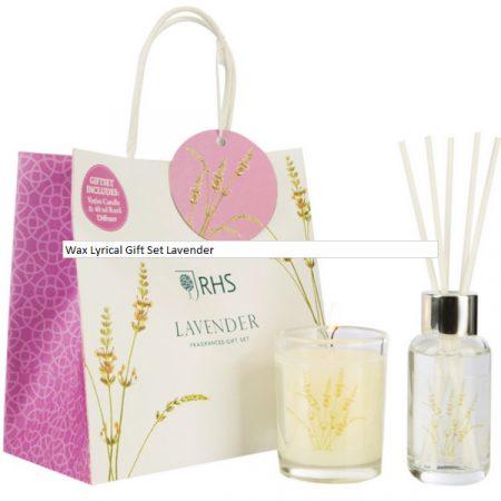Wax Lyrical Gift Set Lavender