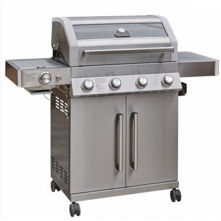Grillstream gourmet 4 burner
