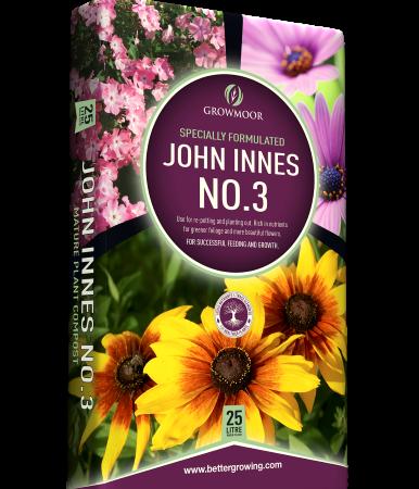Growmoor 25L John Innes No3
