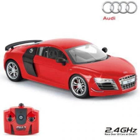 Audi R8 Red