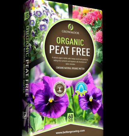 Growmoor Organic Peat Free 60L