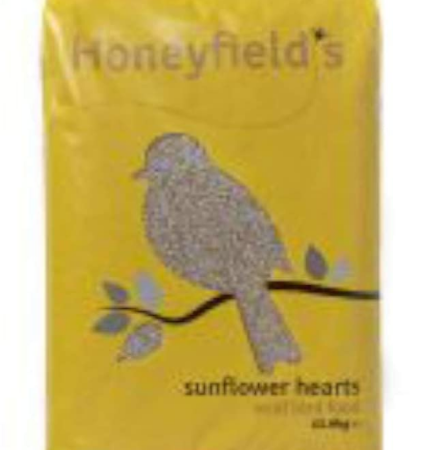 Honeyfields Sunflower Hearts