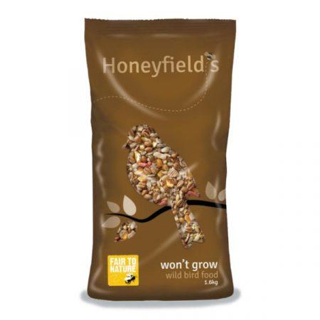 Honeyfields Won't Grow Wild Bird Seed