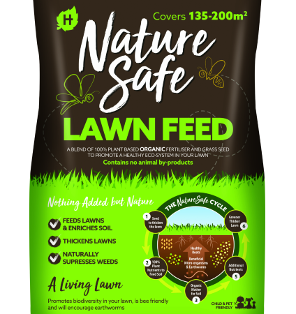 Hygeia Nature Safe Lawn Feed
